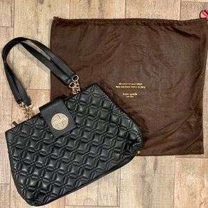 ♠️ Kate Spade Elean Astor Court quilted bag
